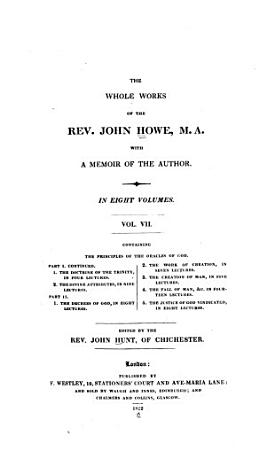 The Whole Works of the Rev  John Howe  M A  PDF