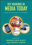 Key Readings in Media Today PDF