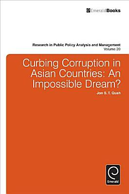 Curbing Corruption in Asian Countries