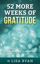 52 More Weeks of Gratitude PDF
