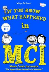 If You Know What Happened in MCI: Chapter 3