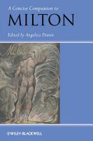 A Concise Companion to Milton PDF