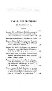 Bulletin de la Société industrielle de Mulhouse: Volume4