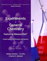 Experiments In General Chemistry Featuring Measurenet Book PDF