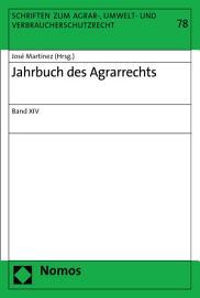 Jahrbuch des Agrarrechts PDF