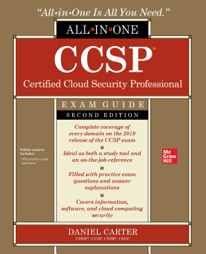 CCSP Certified Cloud Security Professional All in One Exam Guide  Second Edition PDF