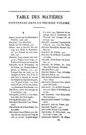 Chrestomathie arabe, ou, Extraits de divers écrivains arabes, tant en prose qu'en vers, avec une traduction française et des notes, à l'usage des élèves de l'École royale et spéciale des langues orientales vivantes: Volume1