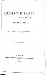 Democracy in France: January, 1849