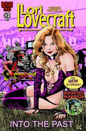 Lori Lovecraft #2: Into The Past #2 (of 2)
