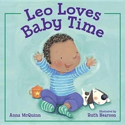 Download Leo Loves Baby Time Book