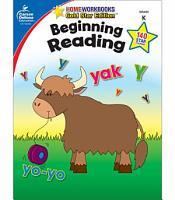 Beginning Reading  Grade K PDF
