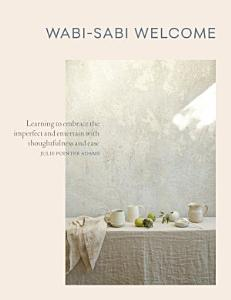 Wabi Sabi Welcome Book