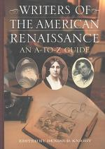 Writers of the American Renaissance