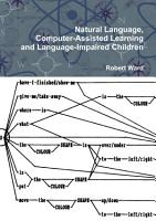 Natural Language  Computer Assisted Learning and Language Impaired Children PDF