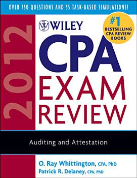 Wiley CPA Exam Review 2012  Auditing and Attestation PDF