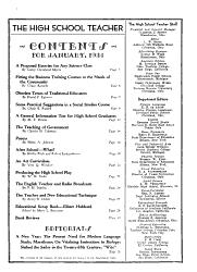 The High School Teacher Book PDF