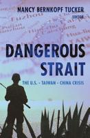 Dangerous Strait PDF