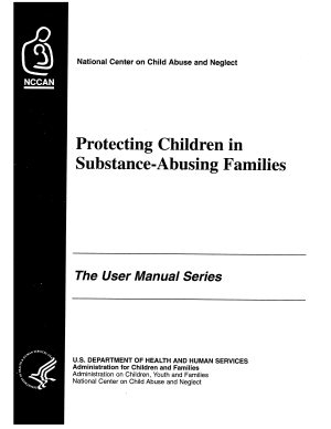Protecting Children In Substance-abusing Families