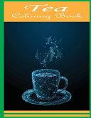 Tea Coloring Book