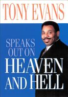 Tony Evans Speaks Out on Heaven And Hell PDF