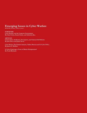 2013 Journal of Law   Cyber Warfare  Summer  Volume 2  Issue 1 PDF