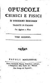 Opusculi chimici e fisici: Volume 2