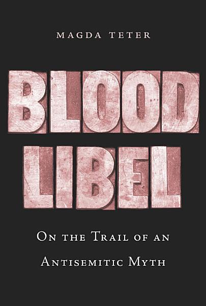Download Blood Libel Book