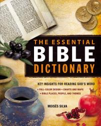 The Essential Bible Dictionary Book PDF