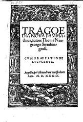 Tragoedia nova Pammachius