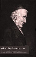 Life of Edward Bouverie Pusey