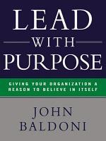 Lead with Purpose PDF