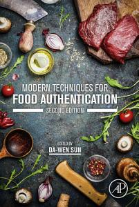 Modern Techniques for Food Authentication PDF