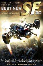 The Mammoth Book of Best New SF 20