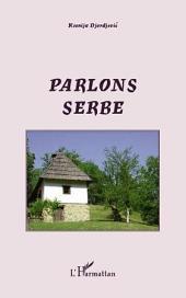 Parlons serbe