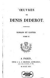 Oeuvres complètes de Denis Diderot: Volume2;Volume6