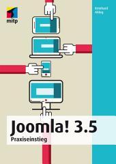 Joomla! 3.5: Praxiseinstieg