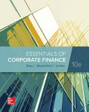 Loose Leaf for Essentials of Corporate Finance PDF
