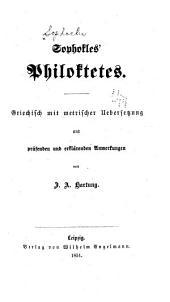 Sophokles' Philoktetes