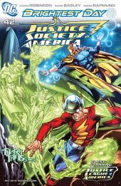 Justice Society of America (2006-) #42