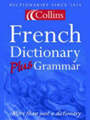 French Dictionary Plus Grammar PDF