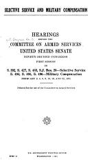 Selective Service and Military Compensation