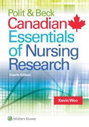 Polit   Beck Canadian Essentials of Nursing Research PDF