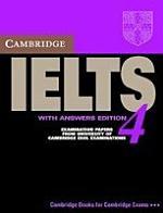 Cambridge IELTS 4. Self-study Pack Mit 2 CDs