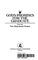 God s Promises for the Graduate PDF