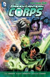Green Lantern Corps Vol. 5: Uprising