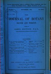 Journal of Botany: British and Foreign, Volume 23