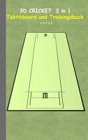 3D Cricket 2 in 1 Taktikboard und Trainingsbuch PDF