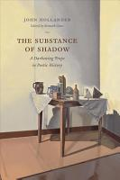 The Substance of Shadow PDF