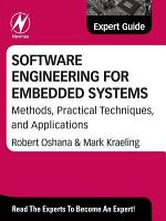 Software Engineering for Embedded Systems PDF