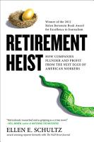 Retirement Heist PDF